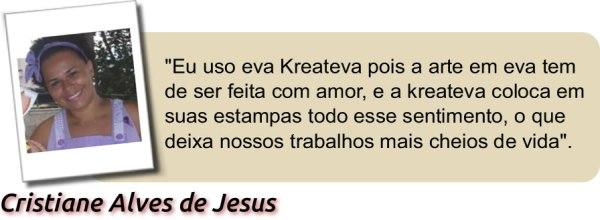 Cristiane Alves de Jesus