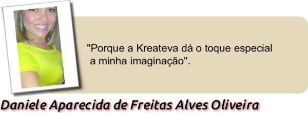 Daniele Aparecida de Freitas Alves Oliveira