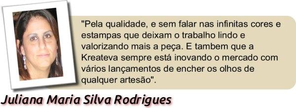 Juliana Maria Silva Rodrigues