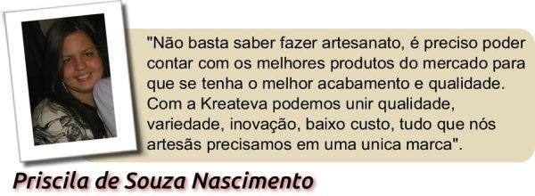 Priscila de Souza Nascimento